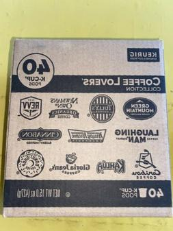 Keurig Coffee Lovers' Collection Sampler Pack, Single-Serve