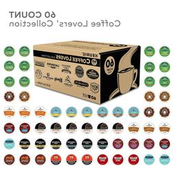 Keurig Coffee Lovers' Collection, Single Serve Coffee K-Cup