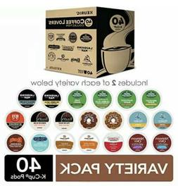 KEURIG COFFEE LOVERS' COLLECTION VARIETY PACK SINGLE SERVE K