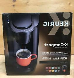 Keurig Coffee Maker, K-Compact Single-Serve K-Cup Pod Brewin