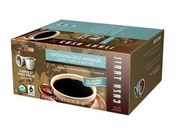 Caza Trail Coffee Organic Sumatra Gayo Mountain 52 Single KC