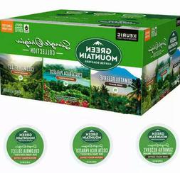 Green Mountain Coffee Organic Variety Pack Keurig K-Cups Pod