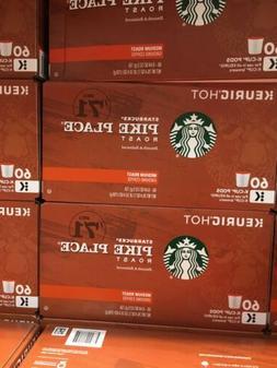 Starbucks Coffee Pike Place Medium Smooth Roast Arabica 60 K