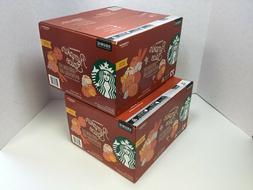Starbucks Coffee Pumpkin Spice Keurig K-Cups Pods 72 count c