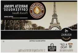 Barista Prima Coffeehouse Coffee, Keurig K-Cups, French Roas