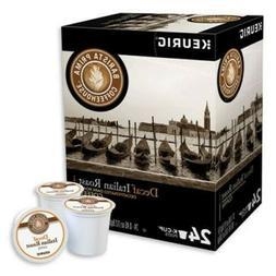 Barista Prima Coffeehouse Decaf Italian Roast Coffee K-Cups,