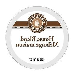 Barista Prima Coffeehouse HOUSE BLEND 4 Pack of 24 K-Cups fo