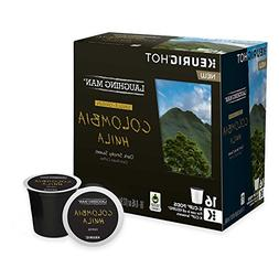 Laughing Man Colombia Huila Coffee K-Cups