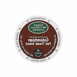 Green Mountain Coffee Colombian Fair Trade Select Coffee Keu