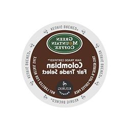Green Mountain Colombian Fair Trade Select Coffee, K-cups, 2