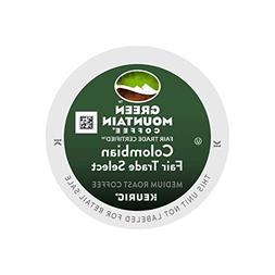 Green Mountain Colombian Fair Trade Select 96 K-Cups