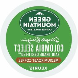 Green Mountain Colombian k cups 96 ct
