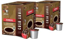 Caza Trail Colombian Roast Coffee case of 4 - 24 pack - 88 t