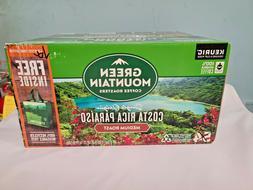 Green Mountain Costa Rica Paraiso Med. Roast Coffee, 51 K Cu