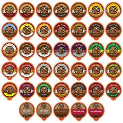 Crazy Cups Flavored Coffee Single Serve Cups for Keurig K Cu