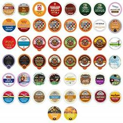 Crazy K Cups Flavored Coffee Variety Sampler Pack K-cup Sing