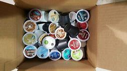 40 K cups For Keurig K cups Variety Pack Sampler read descip