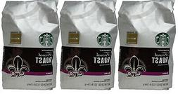Starbucks Dark French Roast Ground Coffee 2 Large Packages