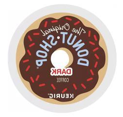 The Original Donut Shop Dark Keurig K-Cups 72 Count - FREE S
