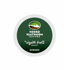 Green Mountain Dark Magic Coffee K-Cups 96ct Dark Roast for
