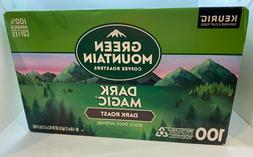 Green Mountain Dark Magic Dark Roast Coffee Keurig K-Cups