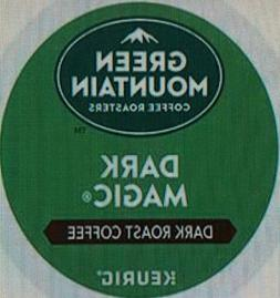 Green Mountain Coffee Dark Magic Extra Bold Coffee Keurig K-