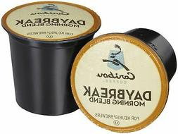 Caribou Coffee Daybreak Morning Blend, 12 ct K, Cups for Keu