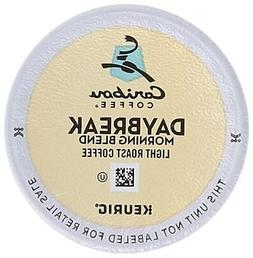 Caribou Coffee DAYBREAK MORNING BLEND 96 K-Cups for Keurig B
