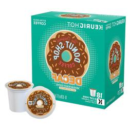 The Original Donut Shop DECAF Coffee 18 to 108 Keurig K cups