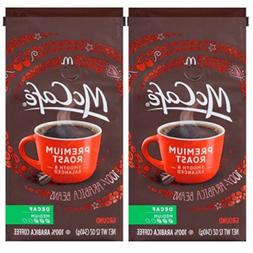 McCafe Premium Roast Medium Decaf Ground Coffee, 12 oz