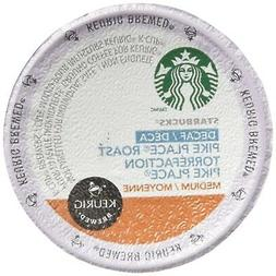 Starbucks Decaf Pike Place Roast 48 K-Cups