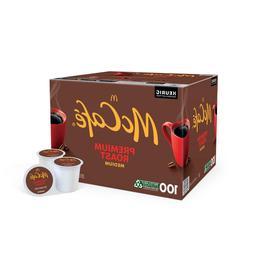 McCafe Premium Roast K-Cups Coffee Pods  GREAT VALUE!! Varia