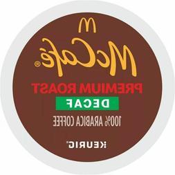 McCafe Premium Roast Decaf Coffee K-Cups
