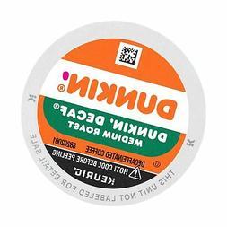 DUNKIN DONUTS DUNKIN DECAF MEDIUM ROAST - 10 K CUPS - NEW -