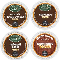 Green Mountain Decaf Variety Pack Coffee 22 to 132 Keurig K