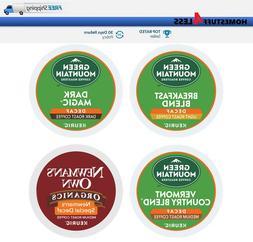Green Mountain Decaf Variety Pack Keurig Coffee k-cups