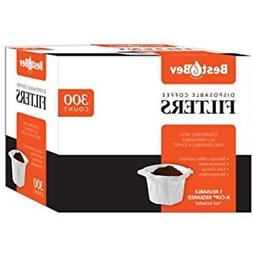 Party Bargains Disposable K-cup Coffee Paper Filters for Keu