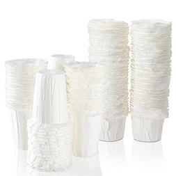 Disposable Paper Filters for Small K Cup coffee Pod and Larg