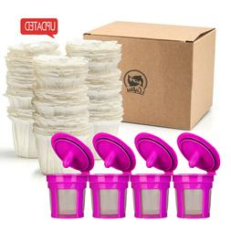 i Cafilas Disposable Paper Filters Reusable K Cup Coffee Fil