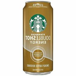 Starbucks Doubleshot Energy Drink, Coffee,15 Ounce Cans, 12