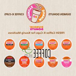 Dunkin Donuts Coffee KEURIG Pods K Cups 6 16 18 24 Count Cap