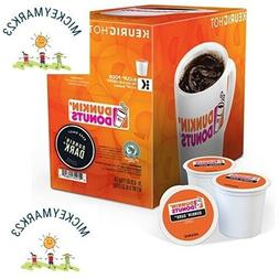 Dunkin Donuts Dark Blend K-Cups coffee 192 Count - FREE SHIP