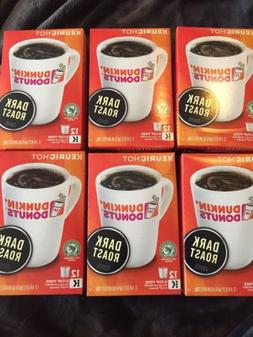 "Dunkin' Donuts ""Dark Roast"" K-Cups"