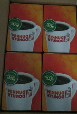 Dunkin' Donuts Decaf Coffee K-Cups 96ct