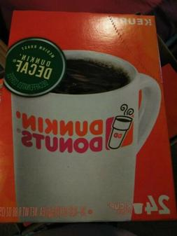 Dunkin donuts decaf k cups 96 count