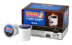 Dunkin' Donuts French Vanilla Coffee K-Cups 96 Count  *read