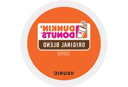 Dunkin' Donuts Keurig K-Cups Coffee, 96 Pods