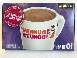 Dunkin Donuts Milk Chocolate Hot Cocoa Keurig k-cups