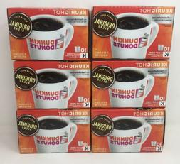 Dunkin Donuts Original Blend Medium Roast Coffee 60 K-Cups