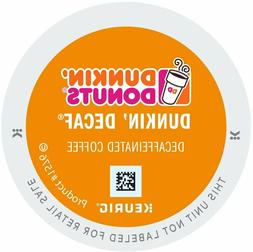 DUNKIN DONUTS ORIGINAL COFFEE DECAF K-CUPS 60CT